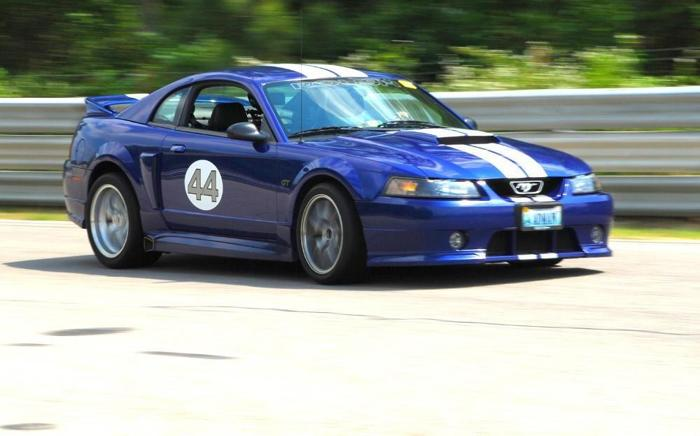 2002 Ford Mustang Roush Stage II