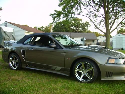 2002 ford mustang saleen convertible for sale in chesapeake virginia classified. Black Bedroom Furniture Sets. Home Design Ideas