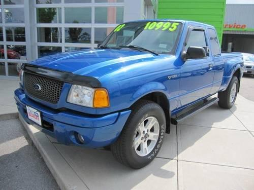 2002 Ford Ranger Extended Cab Pickup For Sale In Acorn  Kentucky Classified