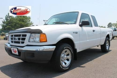 2002 Ford Ranger Pickup Truck For Sale In Mount Pleasant