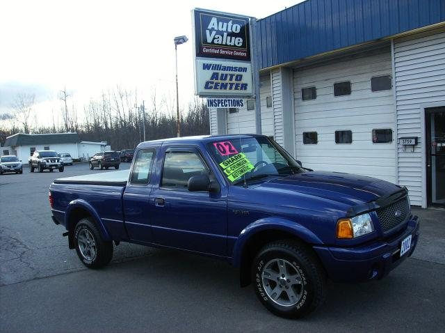 2002 ford ranger tremor supercab for sale in williamson new york classified. Black Bedroom Furniture Sets. Home Design Ideas