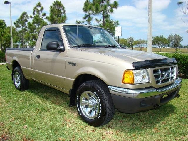 2002 ford ranger xlt for sale in pompano beach florida. Black Bedroom Furniture Sets. Home Design Ideas