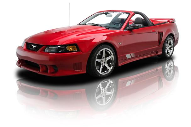 2002 ford saleen mustang s281 extreme for sale in charlotte north carolina classified. Black Bedroom Furniture Sets. Home Design Ideas