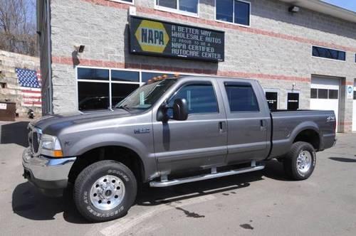 2002 ford super duty f 250 pickup truck xlt for sale in naugatuck connecticut classified. Black Bedroom Furniture Sets. Home Design Ideas
