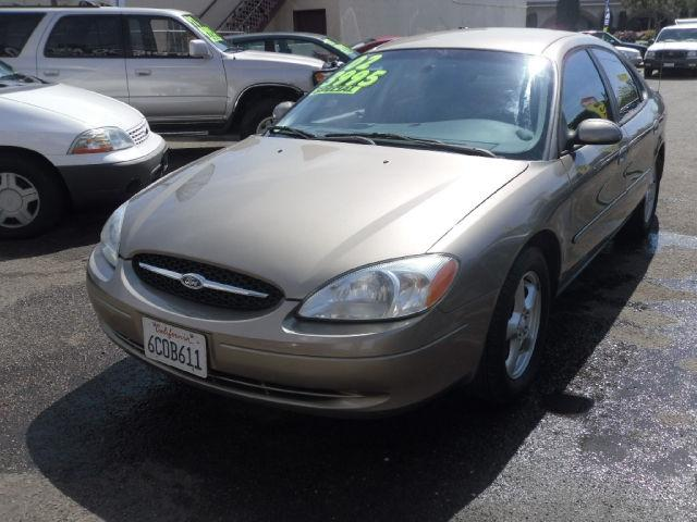 2002 ford taurus se for sale in san diego california. Black Bedroom Furniture Sets. Home Design Ideas