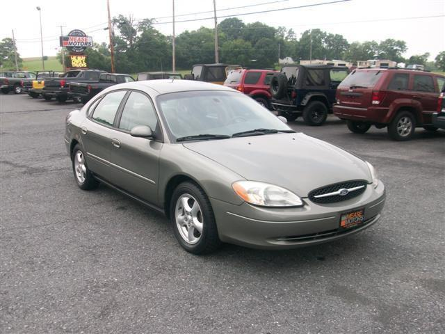 2002 ford taurus se for sale in jonestown pennsylvania. Black Bedroom Furniture Sets. Home Design Ideas