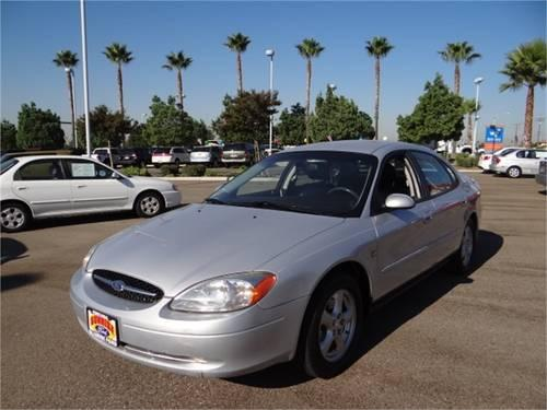 2002 FORD Taurus Sedan SES for Sale in Fontana, California ...