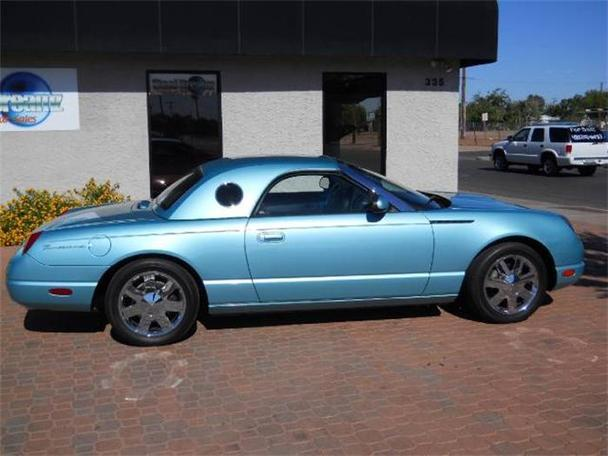 2002 ford thunderbird for sale in gilbert arizona classified americanliste. Cars Review. Best American Auto & Cars Review