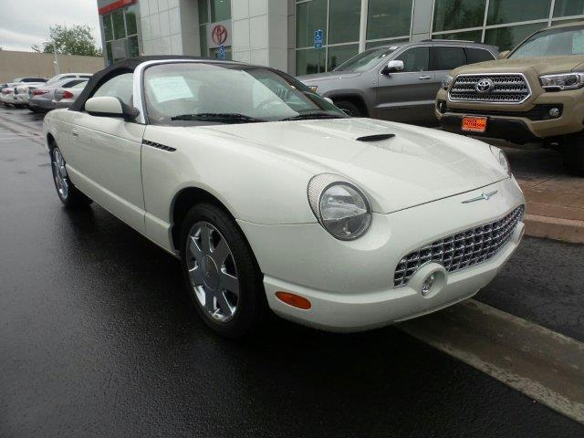 2002 ford thunderbird deluxe deluxe 2dr convertible for sale in chico california classified. Black Bedroom Furniture Sets. Home Design Ideas