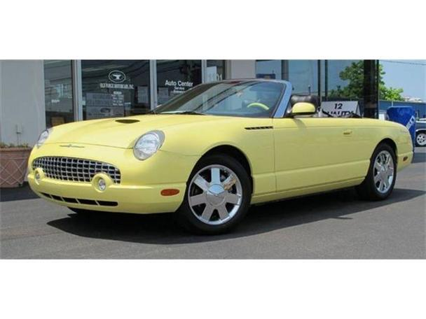 2002 ford thunderbird for sale in lansdale pennsylvania classified america. Cars Review. Best American Auto & Cars Review