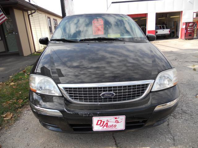 ford windstar security reset