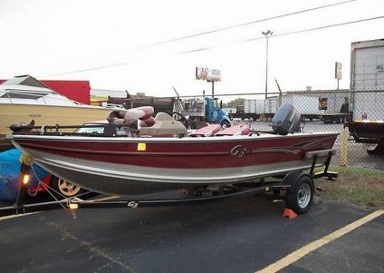 2002 g3 17 39 deep v 90hp yamaha fishing boat for sale in