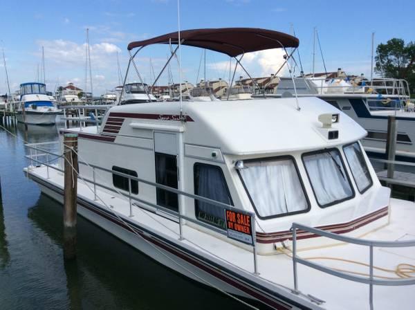 2002 gibson sport 37 houseboat in melbourne fl 2002 house boat in melbourne fl 4427682072. Black Bedroom Furniture Sets. Home Design Ideas