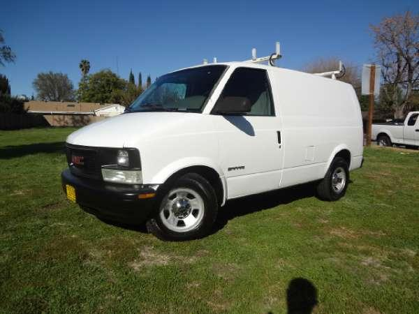2002 gmc 02 39 gmc safari cargo van for sale in northridge. Black Bedroom Furniture Sets. Home Design Ideas