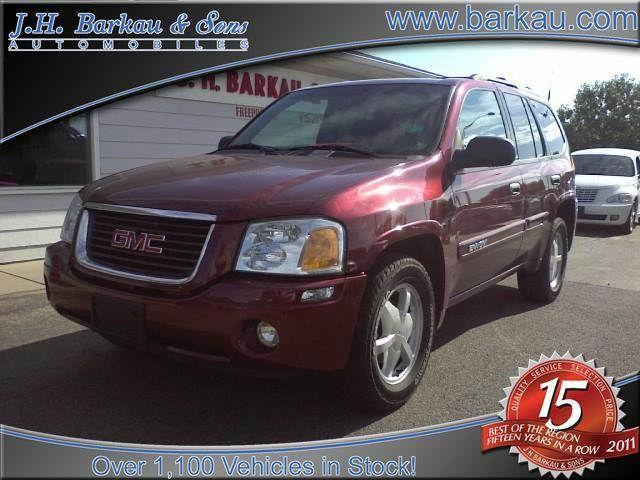2002 gmc envoy for sale in cedarville illinois classified. Black Bedroom Furniture Sets. Home Design Ideas