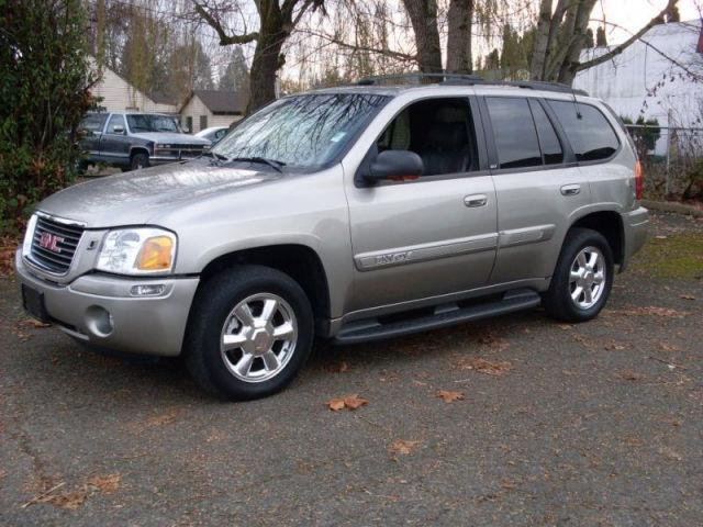 2002 gmc envoy for sale in salem oregon classified. Black Bedroom Furniture Sets. Home Design Ideas