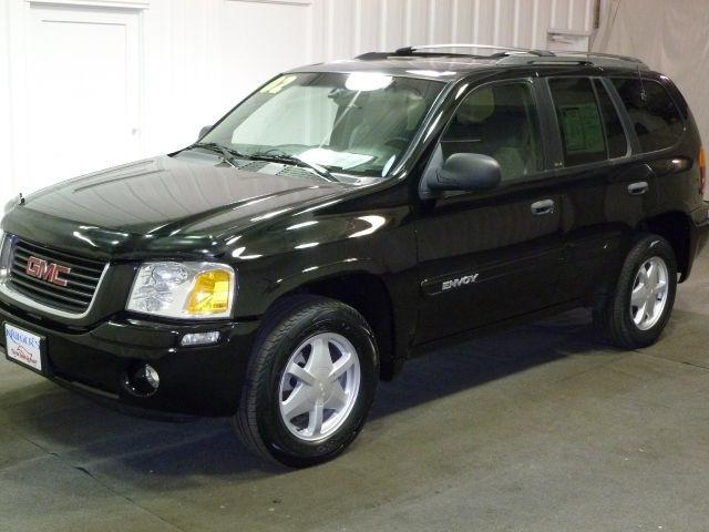 2002 gmc envoy sle for sale in muscatine iowa classified. Black Bedroom Furniture Sets. Home Design Ideas