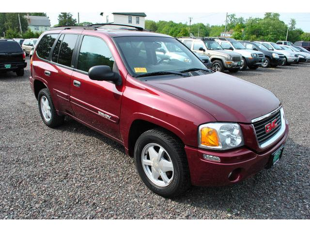 2002 Gmc Envoy Sle For Sale In Woodbine New Jersey