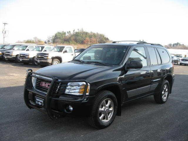 2002 gmc envoy sle for sale in bangor wisconsin classified. Black Bedroom Furniture Sets. Home Design Ideas