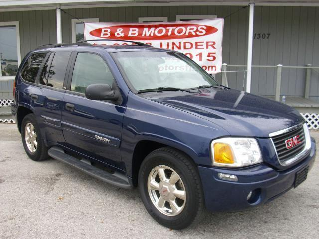 2002 gmc envoy sle for sale in lakeland florida classified. Black Bedroom Furniture Sets. Home Design Ideas