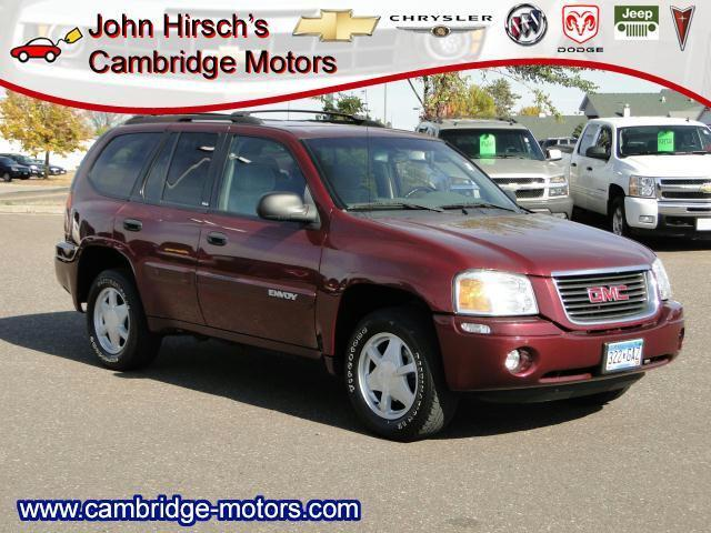 2002 gmc envoy sle for sale in cambridge minnesota classified. Black Bedroom Furniture Sets. Home Design Ideas