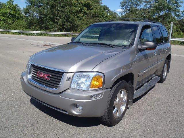 2002 gmc envoy slt for sale in zelienople pennsylvania classified. Black Bedroom Furniture Sets. Home Design Ideas