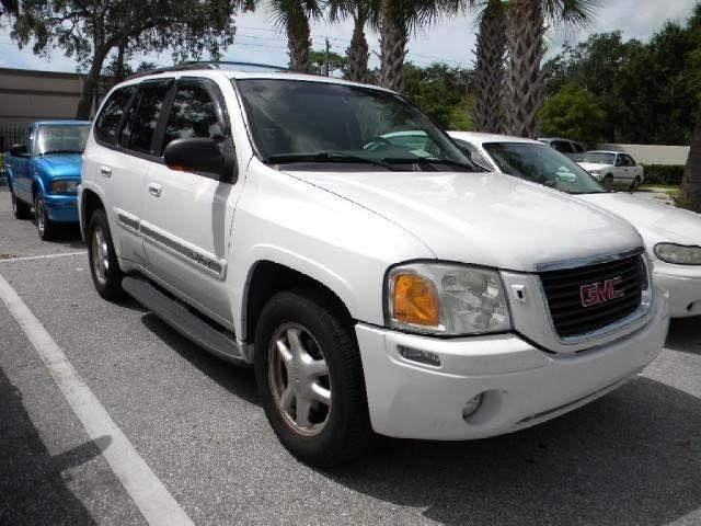 2002 gmc envoy slt for sale in sarasota florida classified. Black Bedroom Furniture Sets. Home Design Ideas