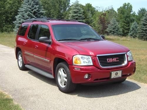 2002 gmc envoy xl for sale in caledonia michigan classified. Black Bedroom Furniture Sets. Home Design Ideas