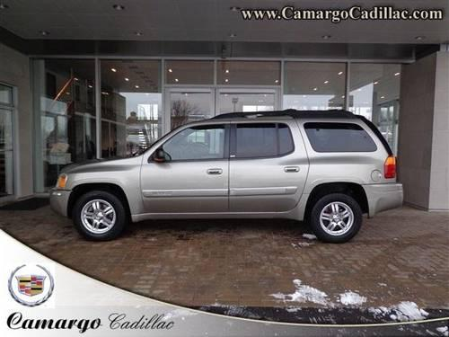 2002 gmc envoy xl sport utility slt for sale in cincinnati ohio classified. Black Bedroom Furniture Sets. Home Design Ideas