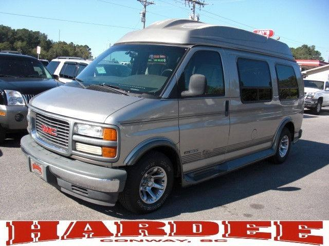 2002 gmc savana 1500 for sale in conway south carolina classified. Black Bedroom Furniture Sets. Home Design Ideas