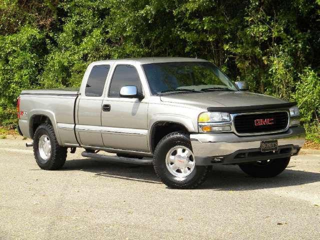 2002 Gmc Sierra 1500 For Sale In Dothan Alabama