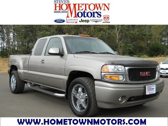 2002 Gmc Sierra 1500 Denali Extended Cab For Sale In