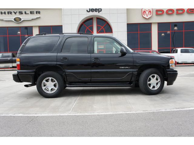 2002 gmc yukon denali for sale in bartlesville oklahoma. Black Bedroom Furniture Sets. Home Design Ideas