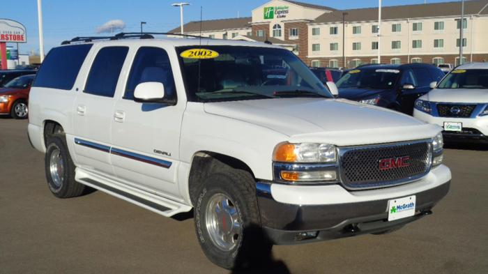 2002 gmc yukon xl 1500 sle 1500 sle 4wd 4dr suv for sale in dubuque iowa classified. Black Bedroom Furniture Sets. Home Design Ideas