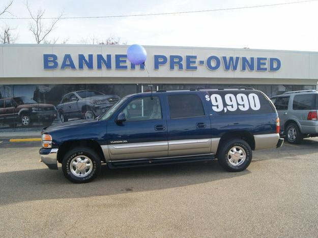2002 gmc yukon xl 4dr 1500 slt for sale in carville louisiana classified. Black Bedroom Furniture Sets. Home Design Ideas