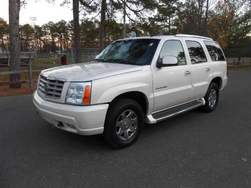 2002 gmc yukon xl denali loaded w dvd leather for sale. Black Bedroom Furniture Sets. Home Design Ideas