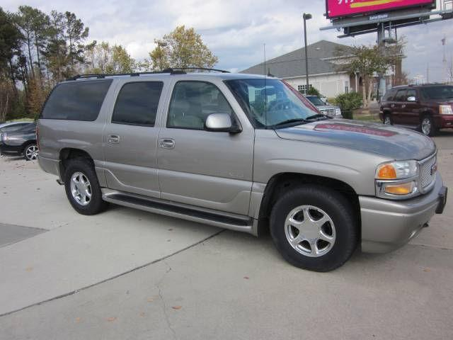 2002 gmc yukon xl denali for sale in smithfield north carolina classified. Black Bedroom Furniture Sets. Home Design Ideas