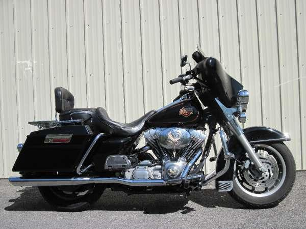 2002 Harley