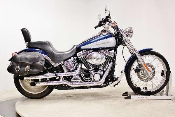 2002 Harley Fxstdi Softail Deuce For Sale