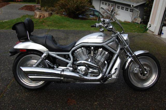 131cba628a41c 2002 Harley Davidson V-rod for Sale in Bothell