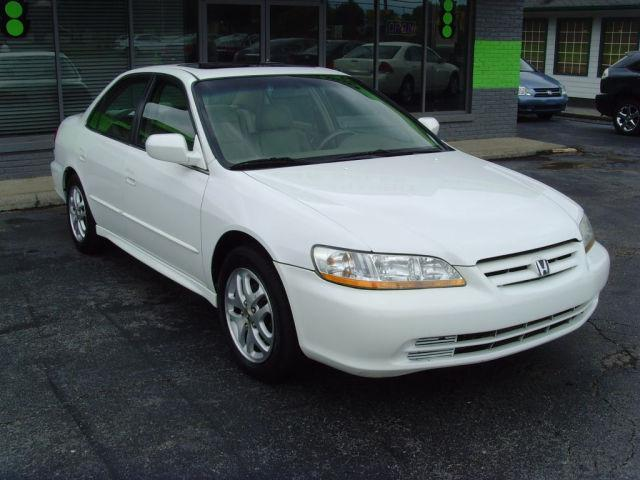 2002 Honda Accord EX for Sale in Hendersonville, Tennessee Classified | AmericanListed.com