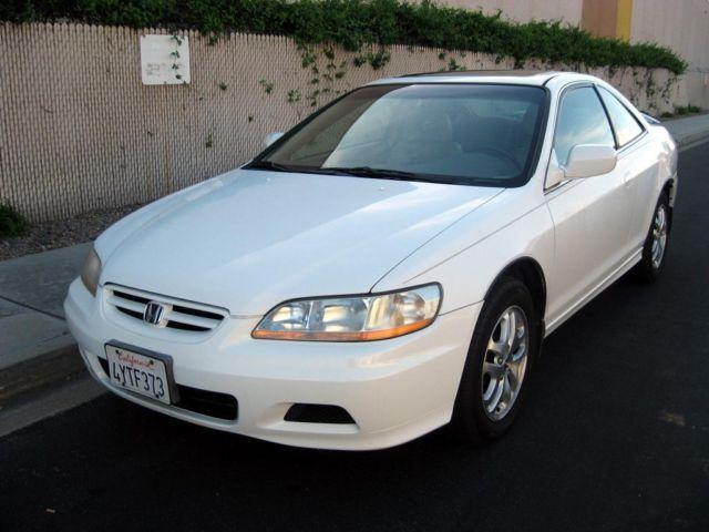 2002 Honda Accord EX Coupe For Sale In San Marcos