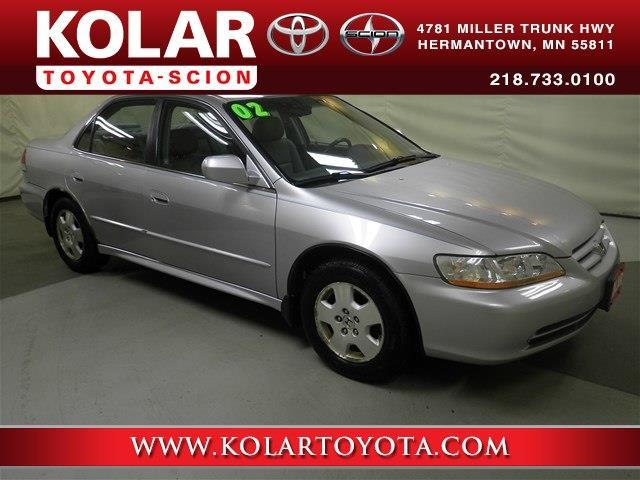 2002 Honda Accord EX V-6 EX V-6 4dr Sedan