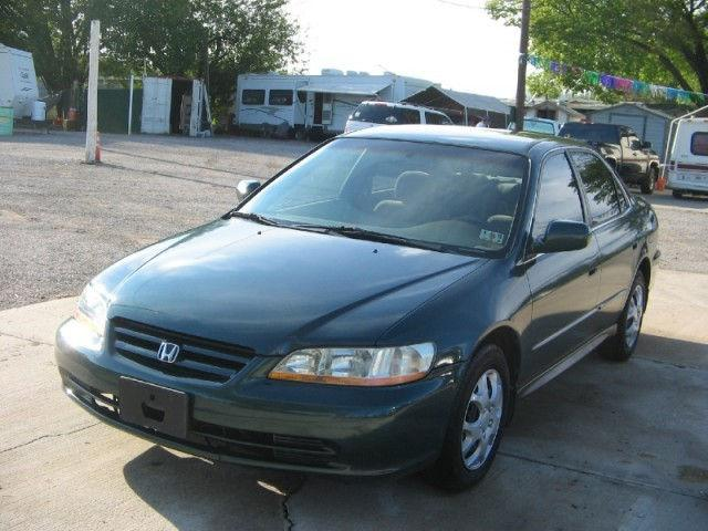 2002 honda accord lx for sale in fort worth texas for Honda accord motors for sale
