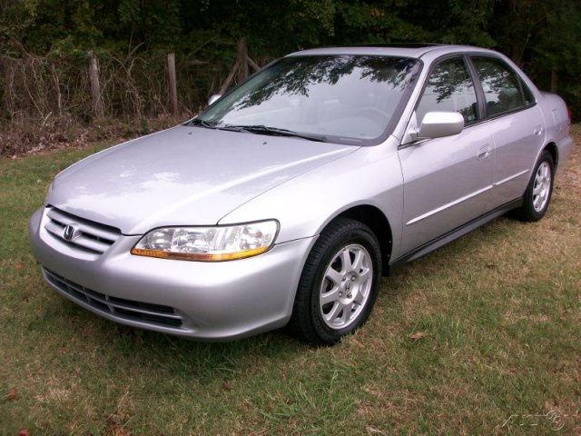 2002 Honda Accord Se For Sale In Pittsboro North Carolina