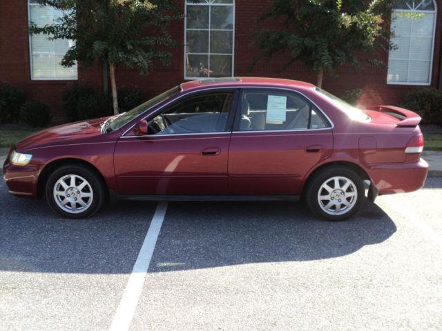 2002 honda accord se for sale in phenix city alabama classified. Black Bedroom Furniture Sets. Home Design Ideas