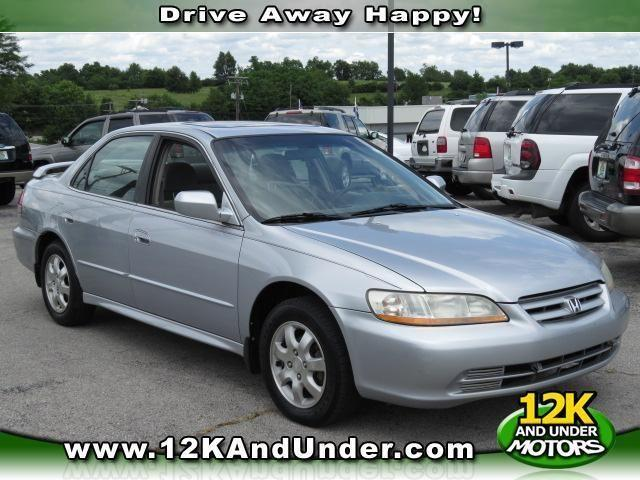 2002 honda accord sedan 2 3 se ulev a4 for sale in for How many miles does a honda accord last