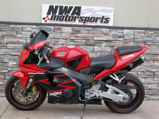 2002 Honda CBR 954 - NWA Motorsports, Springdale Arkansas