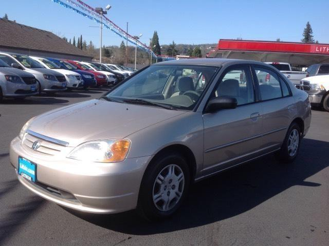 2002 honda civic 4dr sedan lx lx for sale in grants pass oregon classified. Black Bedroom Furniture Sets. Home Design Ideas