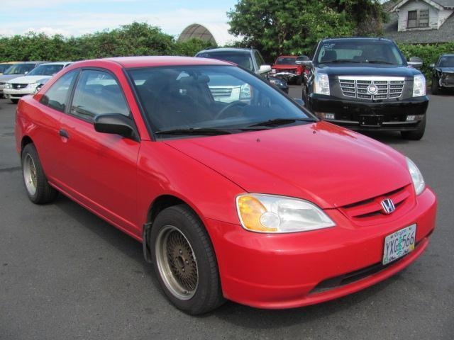 2002 honda civic dx for sale in portland oregon. Black Bedroom Furniture Sets. Home Design Ideas